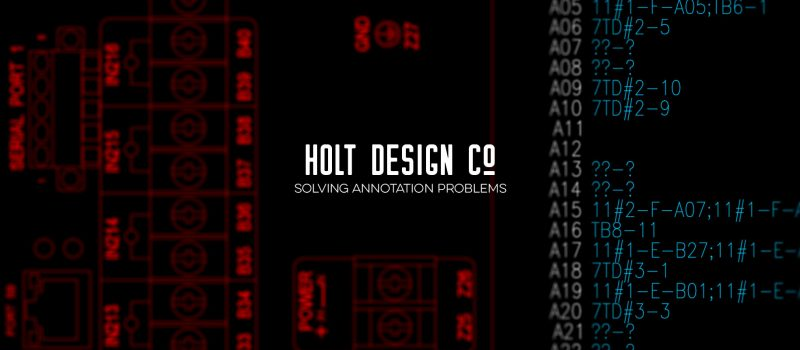 [FPWZ_2684]  Solving Annotation Problems on Wiring Diagrams | Holt Design Co. | Wiring Diagram Problems |  | Holt Design Co.